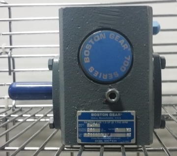 BOSTON GEAR 700 Series F7155B57J Standard Worm Gear Speed Reducers Ratio 5:1-5