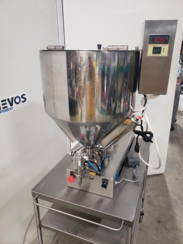 Custom Made Semi-Automatic Piston Filling System-11