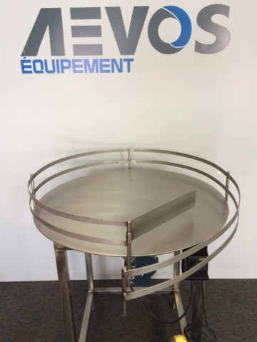 NEW - 48'' Stainless Steel Accumulation Table-2