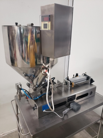 Custom Made Semi-Automatic Piston Filling System-9