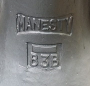 MANESTY B3B Tablet Press 16 stations-8
