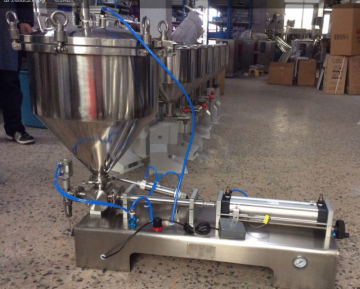 Custom Made Semi-Automatic Piston Filling System-14