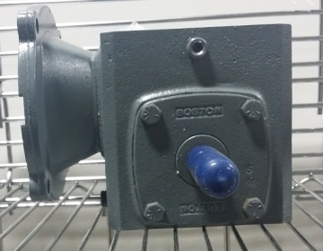 BOSTON GEAR 700 Series F7155B57J Standard Worm Gear Speed Reducers Ratio 5:1-4