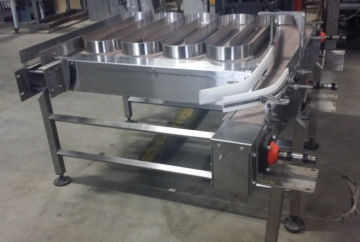 STORCAN Stainless Steel Accumulation Table 60'' X 54''-1