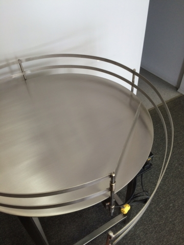 NEW - 48'' Stainless Steel Accumulation Table-3