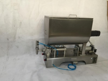Custom Made Semi-Automatic Piston Filling System-26