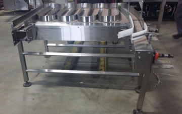 STORCAN Stainless Steel Accumulation Table 60'' X 54''-5