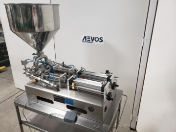 Custom Made Semi-Automatic Piston Filling System-5