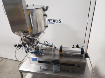 Custom Made Semi-Automatic Piston Filling System-13