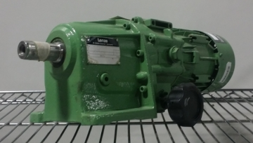 LENZE 12.602.10.13 AC Motor with Gearbox 0.25kW-1