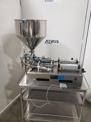 Custom Made Semi-Automatic Piston Filling System-4