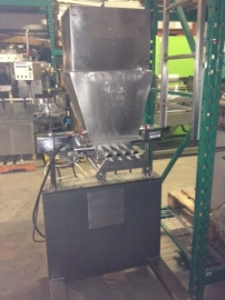 Automatic 4 Piston filler + Jacketed Tank-1