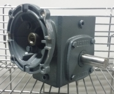 BOSTON GEAR 700 Series F72120B5J Standard Worm Gear Speed Reducers Ratio 20:1