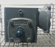 BOSTON GEAR 700 Series F72120B5G Standard Worm Gear Speed Reducers Ratio 20:1