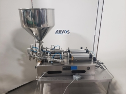 Custom Made Semi-Automatic Piston Filling System