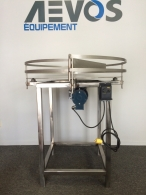 NEW - 48'' Stainless Steel Accumulation Table