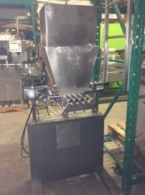 Automatic 4 Piston filler + Jacketed Tank